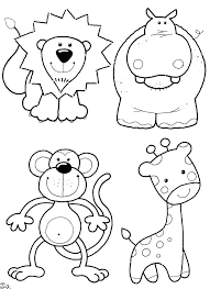 coloring pages for toddlers children coloring pages toddler coloring pages for children coloring pages zoo animals