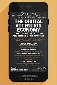 James Williams Stand Out Of Our Light The Digital Attention Economy Overcoming Distraction And