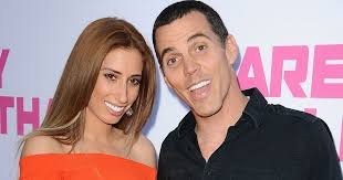 Stacey is really hurt by the whole situation, and it's not something. Stacey Solomon And Steve O Split Couple Put Their Relationship On Hold For Work Commitments Huffpost Uk