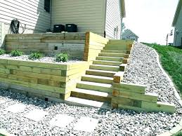 wooden retaining wall building a wood retaining wall retaining wall wooden cost to build retaining wall