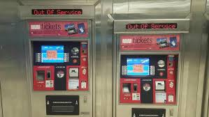 Muni Ticket Vending Machine Locations