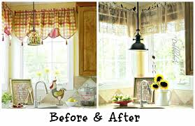 Kitchen Curtain Patterns Gorgeous Kitchen Curtain Patterns Ideas With Attractive Curtains At 48 Owevs