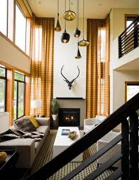 high ceiling room decorating ideas living pictures modern wall decor marvelous windows design for window treatments