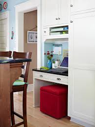 home office in kitchen. home office storage u0026 organization solutions in kitchen n