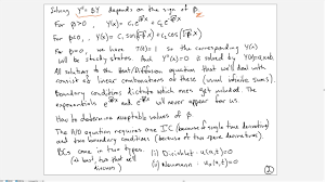 solving the heat diffusion equation part 1