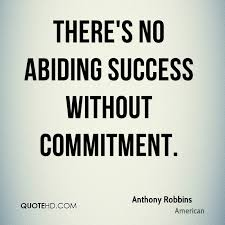 Commitment Quotes Stunning Anthony Robbins Quotes QuoteHD