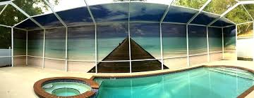 privacy screen for pool private screens around above ground ideas lovely with additio