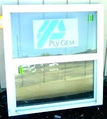 Ply Gem Window Size Chart Pella Window Colors Eisamay24 Info