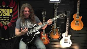 Pat Heath ESP LTD EC401 - Metal soloing in a 'major' tonality. - YouTube
