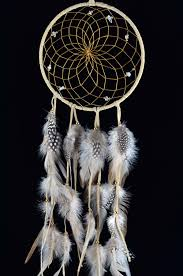 Dream CatchersCom Handmade Natural DreamCatcher with hackle and pheasant feathers 2