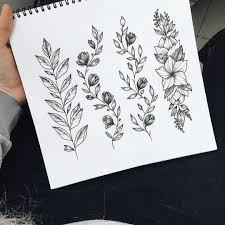 Pin Doa Andreia Gomes Em Desenhos татуировки татуировки листьев