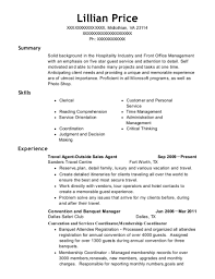Best Convention And Banquet Manager Resumes Resumehelp