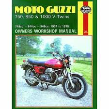moto guzzi v50 owners manual v 50