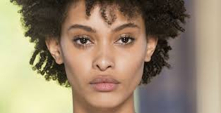 how to nail the bare faced beauty look for spring