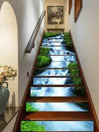 Amazon.com: FLFK 3D Green Grass,Streams ...