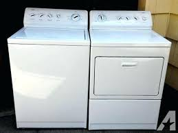 kenmore 500 dryer. Kenmore Series 500 Washer Auto Load Sensing Capacity Gas Dryer For Sale Throughout Remodel 1 O