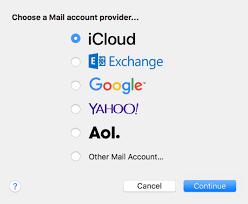 sähköpostitilin poistaminen iphone
