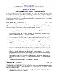 Template 13 Amazing Law Resume Examples Livecareer Attorney