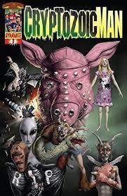 Cryptozoic Man #1 (of 4): Digital Exclusive Edition - (EU) Comics by  comiXology