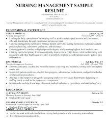 Nurse Manager Resume Nurse Template 5 Assistant Nurse Manager Resume