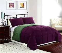 red down comforter