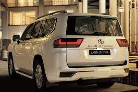 2022 Toyota LandCruiser 300 Series ...