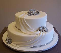 Simple 25th Anniversary Cake Ideas 30655 Simple And Elegan