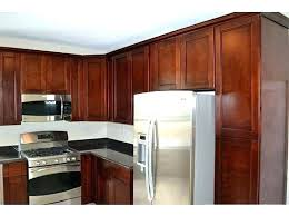 Beaverton Kitchen Cabinets Cherry Shaker Cabinets Beaverton Kitchen