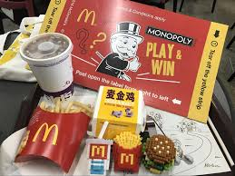 back by por demand more excuses to eat mcdonald s because of monopoly