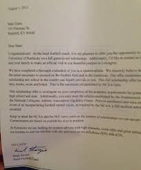 what college football scholarship letters look like the good bad bqwvui cqaawzt0 medium