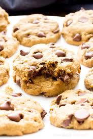 gluten free vegan oat flour chocolate chip cookies v gf an easy