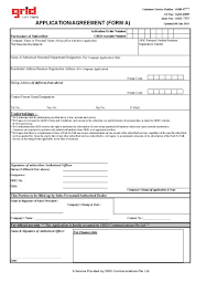 application forms grid communications form b pdf image