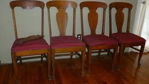 antique dining room chairs oak.  Antique 15 Antique Oak Dining Room Chairs Table W Leaves  U0026 Four Straight And Antique Dining Room Chairs Oak U