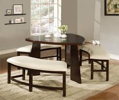 Dining Tables Contemporary Dining Benches Mesmerizing Furniture