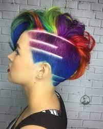 Entspricht die regenbogenfarben haare der stufe an qualität, die ich als kunde für diesen preis erwarte? 1001 Ideen Fur Bunte Haare Bunte Haarfarben Sind Immer Aktuell