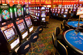 Kiosks in the Casino Industry | Cammax