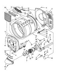 Wiring diagram for kenmore elite dryer new speed queen dryer parts diagram kenmore elite he 3 with wonderful
