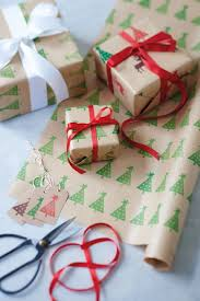 free tutorial with pictures on how to make gift wrap in under 25