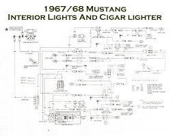 1967 mustang console wiring diagram diy wiring diagrams \u2022 1968 Mustang Electrical Diagram at 1968 Ford Mustang Color Wiring Diagram