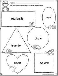 These worksheets will develop skills in the following areas Free Preschool Construction Theme Printable Worksheets
