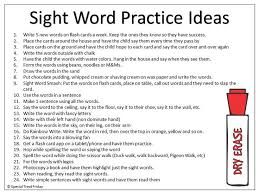 sight word 1st grade sight word practice ideas free ela 1st grade sight words sight