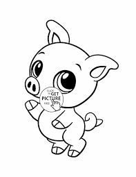 Small Picture Cute Baby Animal Coloring Pages Coloring Coloring Pages