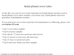 Media Planner Resumes Cover Letter Planner Events Coordinator Cover Letter Event Planner