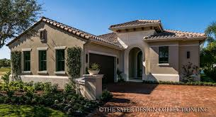 anvard luxury narrow lot villa sater design collection house plans
