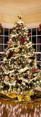 christmas trees decorated professionally with presents. Exellent Trees Shonna Fox Interior Design  Professionally Decorated Christmas Tree For Trees With Presents