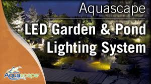 koi pond lighting ideas. LED Garden And Pond Lighting System By Aquascape Koi Ideas