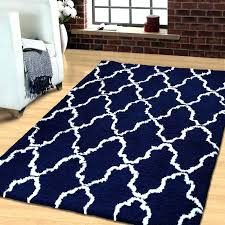 blue and white area rugs black and blue area rug superior trellis hand woven navy blue