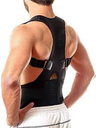 PEECURE Magnetic <b>Posture</b> Corrector for Lower and Upper <b>Back</b>