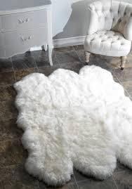 61 most blue chip outstanding faux fur area rug ikea sheepskin rugs inside miraculous ikea animal rug your house idea