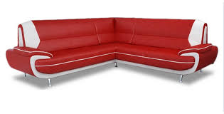 show all sofa beds bari corner group red white